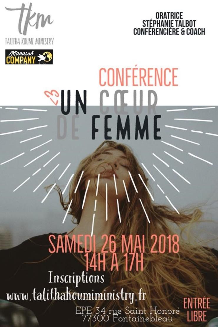 Conférence Un Coeur de femme